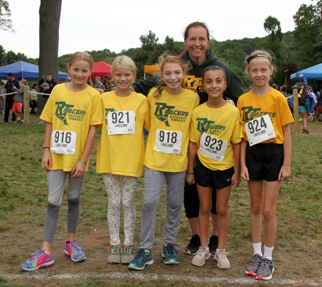 Lakeland Cross Country Meet 3;  Graystone Park  September 2018